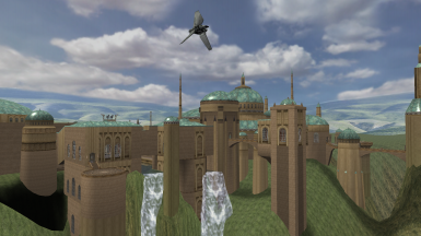 Naboo- City of Theed Alpha