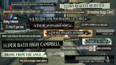 Poorly Translated Dishonored