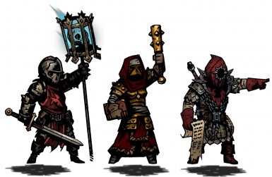 Bounty Hunter Vestal Crusader skins