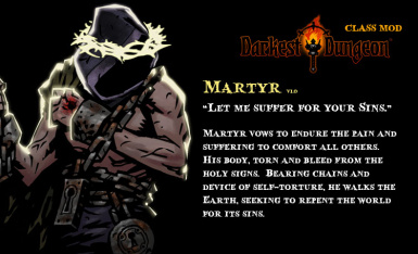 Martyr (UPDATED) - Class Mod - by AJ