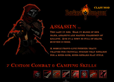Assassin - Class Mod - by AJ -v17402