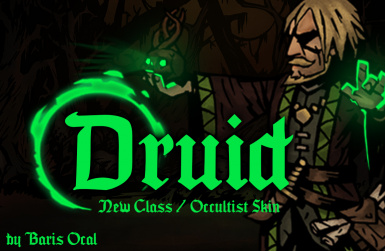 Druid - New Visual Effects - Icons and More