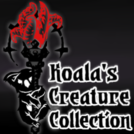 Koala's Creature Collection