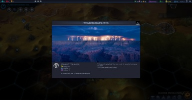 More Wonders at Sid Meier's Civilization: Beyond Earth Nexus - Mods