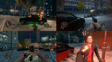 Ultimate Immersion and Gameplay Overhaul for SR3