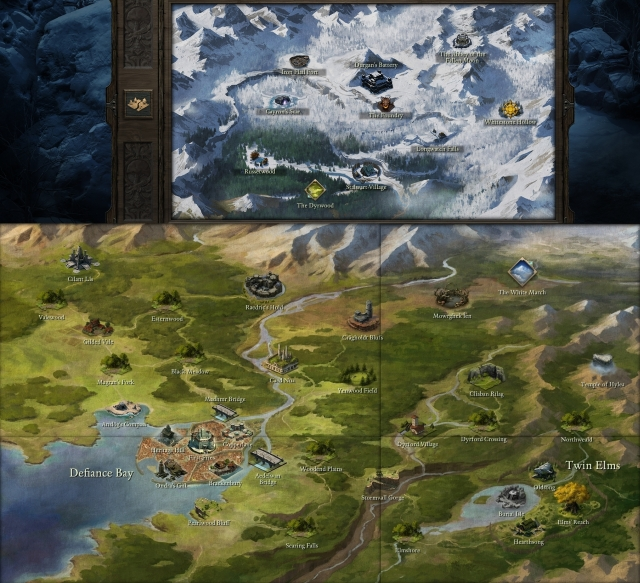 Mapa Pillars Of Eternity.Pillars Of Eternity Full Map At Pillars Of Eternity Nexus