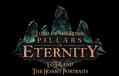 LotR and The Hobbit Portraits