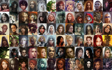 Cosplay Portraits Pack