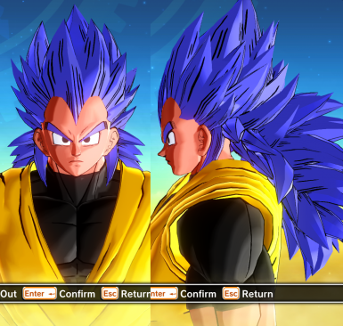 Xenoverse Hairstyles Mod - Best Hairstyle 2016
