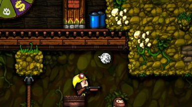 Straight Outta Spelunky - Hype Music Replacer for Shopkeeper Action Theme