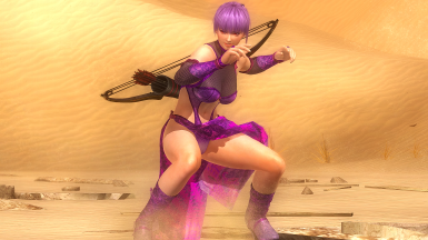Ayane with Leifang's DLCU024 Outfit