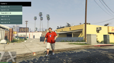 Character Menu at Grand Theft Auto 5 Nexus - Mods and Community