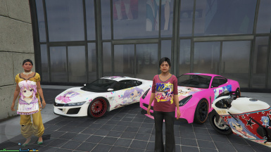 Anime Ped Mod at Grand Theft Auto 5 Nexus - Mods and Community