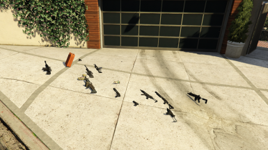 Weapon Drop at Grand Theft Auto 5 Nexus - Mods and Community
