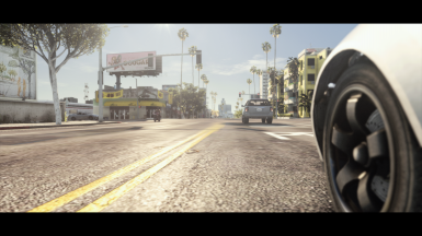 Grand Theft Auto V - Aeonic ENB and ReShade for Natural Vision Evolved (WIP)