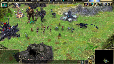 SpellForce Race Mods - Empyria - Orcs from the black jungle - Undead