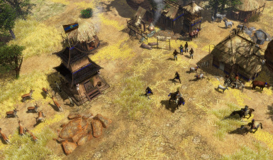 AOE III - The Kings Return Beta 1.01