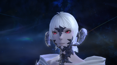 Dark Sclera for Xaela Au Ra Female