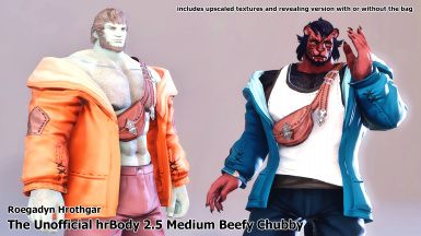 Casual Jacket for UHR2.5