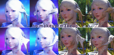 Ruta's Custom 2k Scales - Body and Face