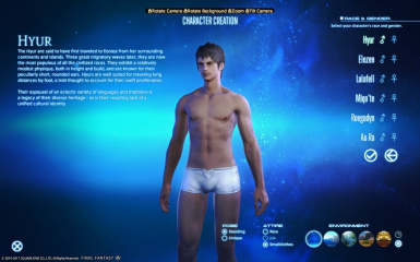Male Nipples of Eorzea by Ccakeyy
