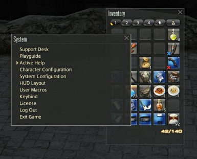 Darksteel UI at Final Fantasy XIV Nexus - Mods and community