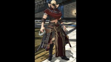 DoW's Ravel Keeper's Chestwrap (The Body)