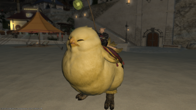 Fat Chocobo Recolours