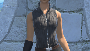 Casual Wear- Strife Vest