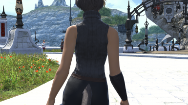 Final Nexus Fantasy Wear Vest Mods At Casual Strife And Community Xiv 4A5RjL3