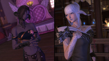 Most endorsed mods at Final Fantasy XIV Nexus - Mods and community