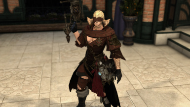 Yafaemi Tabard of Aiming (Medium NBP)