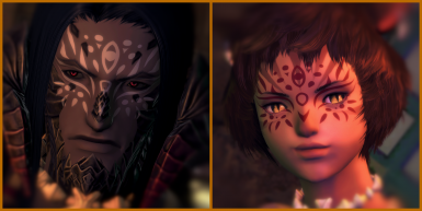 Flame of the Lotus (Face Paint 19) - Yanxia Collection