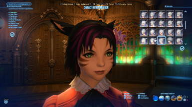 Miqote HD Hair Reworks at Final Fantasy XIV Nexus - Mods and community