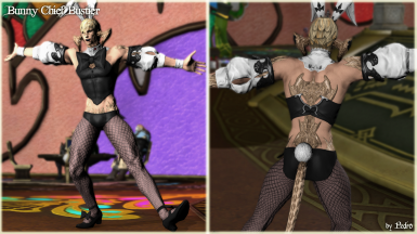 Bunny Chief Bustier (TB2.0)