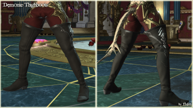 Demonic Thighboots (TB2.0)