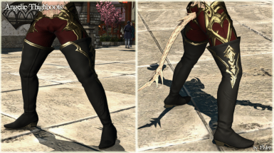 Angelic Thighboots (TB2.0)