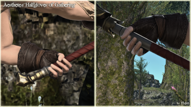 Aesthete's Halfgloves of Gathering (TB2.0)