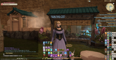 Owl's FFXIV Fantasy Reshades at Final Fantasy XIV Nexus - Mods and