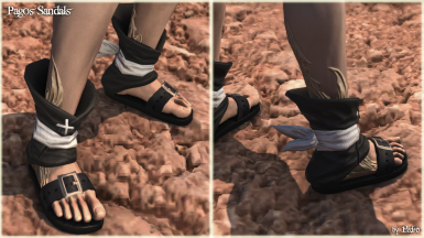 Pagos Sandals (TB2.0)