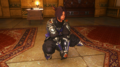Softer Faced Male Miqo'te Face 2