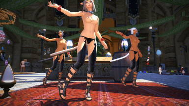 Lewd Dancers of Eorzea at Final Fantasy XIV Nexus - Mods and community