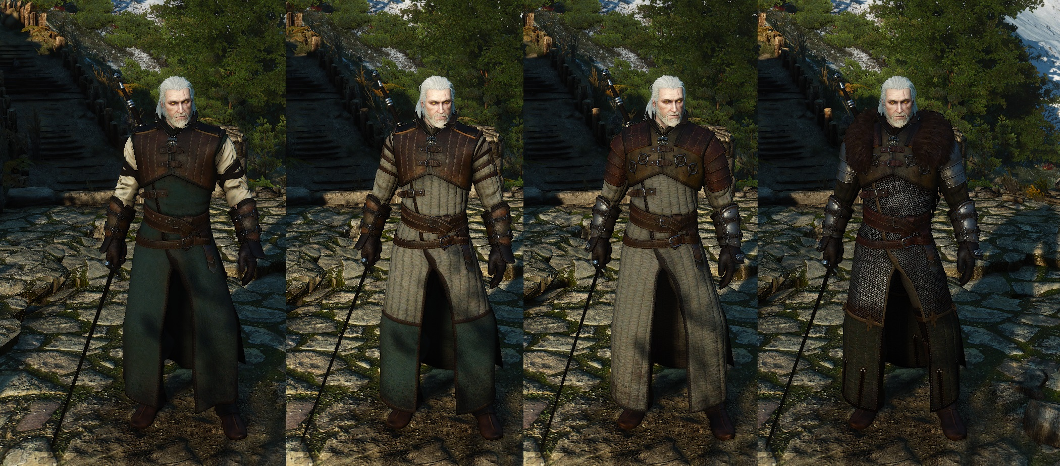 Witcher  What Is Master Craft Armor