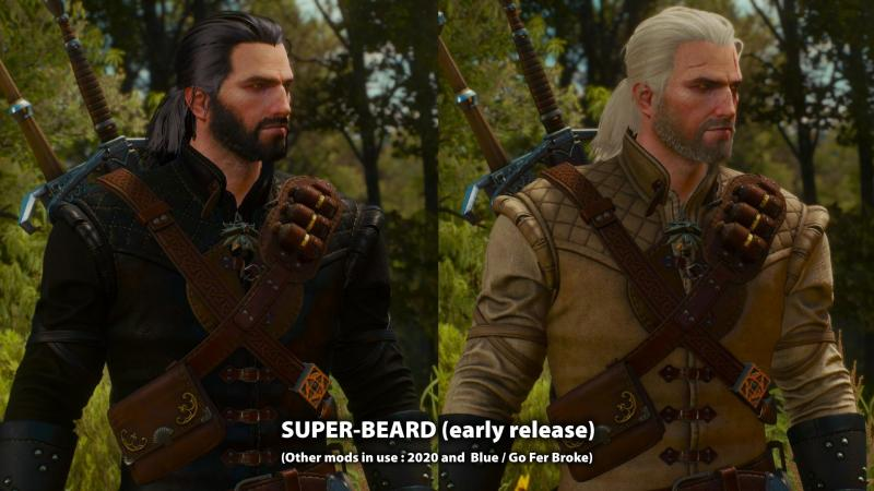 Bad Wolf At The Witcher 3 Nexus Mods And Community