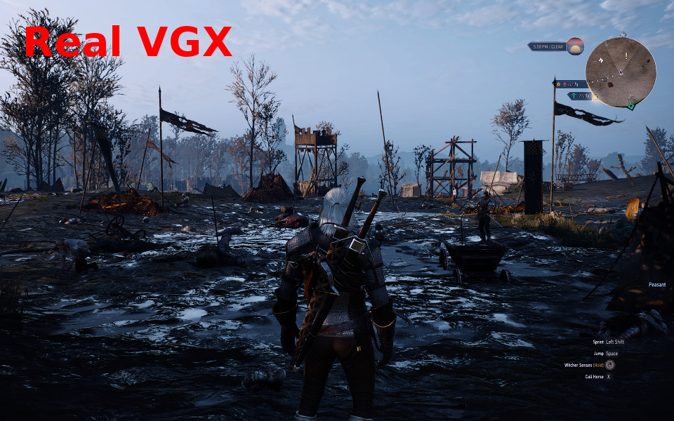 Real Graphical Suite at The Witcher 3 Nexus - Mods and community