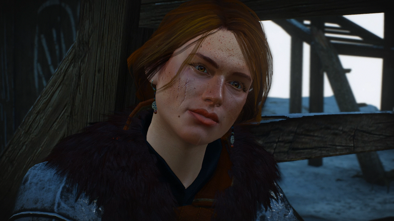 Cerys Craite Makeup Witcher Nexus Mods