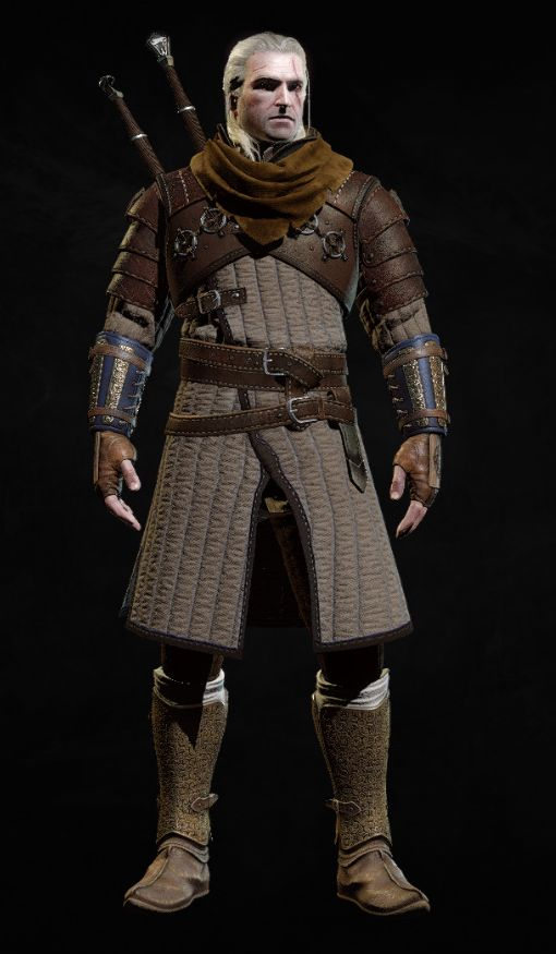 how to get bear armor witcher 3