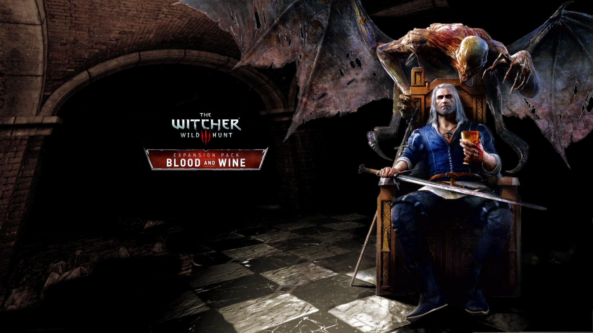 Wallpaper Blood And Wine At The Witcher 3 Nexus Mods And Community