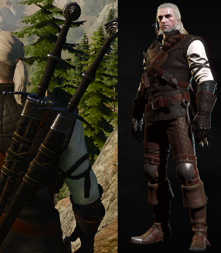 Only One Manticore at The Witcher 3 Nexus - Mods and community