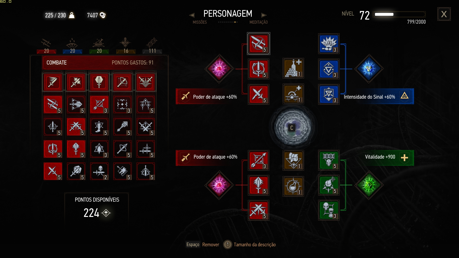 Weapon slots witcher 3